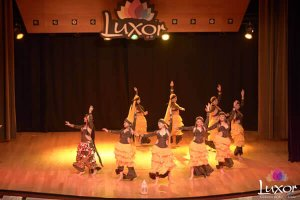 luxor danza árabe - Harem company